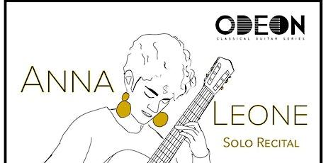 Odeon Presents: Anna Leone tickets