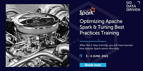 Optimizing Apache Spark & Tuning Best Practices Training tickets