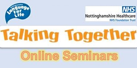 Seminar 5: Stammering: What it is? What can I do to help? tickets