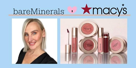 bareMinerals X Macy's Clean Beauty Shopping Event tickets