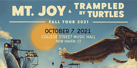Mt. Joy & Trampled By Turtles Fall Tour 2021 tickets