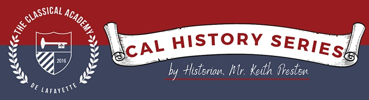 CAL History Series - French and American Revolutions (online event) image
