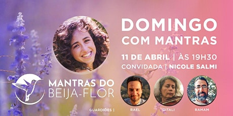 11/04 - Domingo com Mantras do Beija Flor ingressos