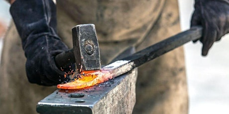 Blacksmithing at the Nowhere Forge tickets