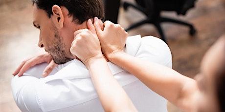 Massages OSITo ZEN pour les agents du CH Roubaix billets