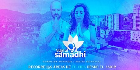 Viaje al Samadhi Virtual: Un viaje al interior de tu Ser entradas