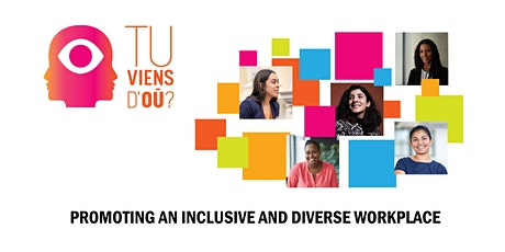 Diversity and Inclusion in the Workplace - Online workshop tickets