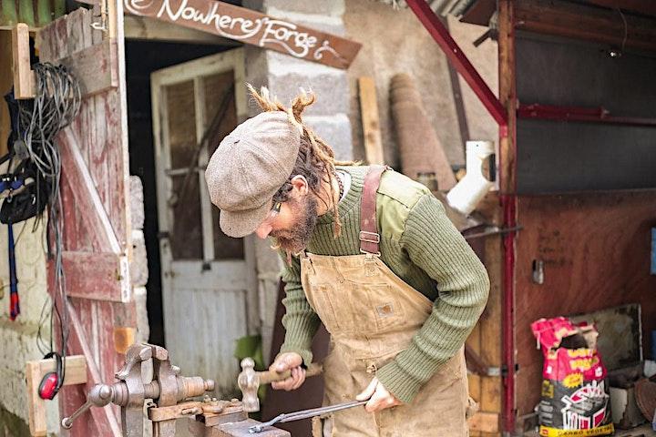 Blacksmithing Father's Day Workshop image
