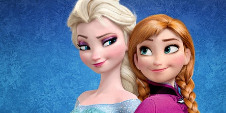 Elsa and Anna - Saturday17th April 2021 tickets