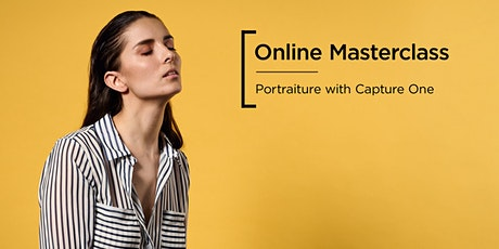 Online Masterclass | Portraiture with Capture One tickets