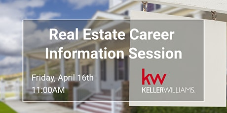 Real Estate Career Information Session tickets