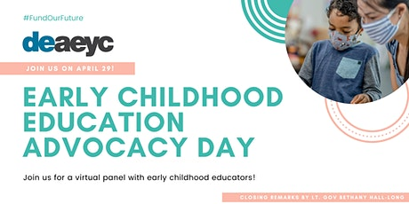 Early Childhood Education Advocacy Day tickets