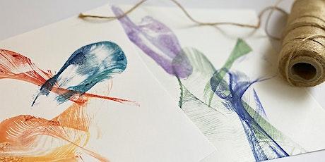 Online-Workshop I Experimente mit Wasserfarbe II I Für 6- bis 10-Jährige Tickets