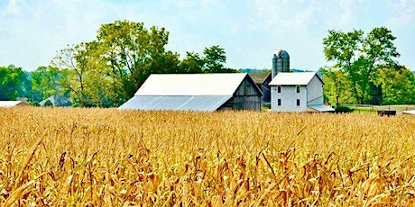 """Historic Barns of Ohio"" Painting demonstration, book signing and Farm tour tickets"