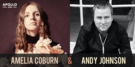 Amelia Coburn & Andy Johnson - The Art of Songwriting tickets