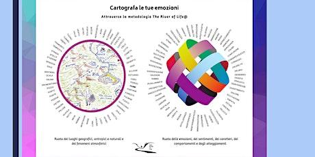 Cartografa Le Tue Emozioni biglietti