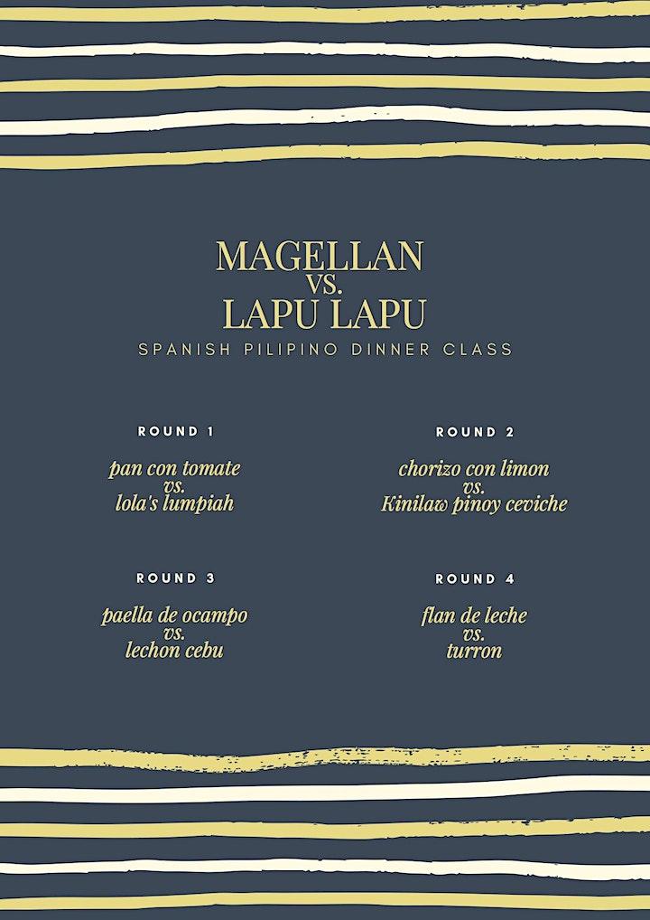 Magellan vs. Lapu Lapu image