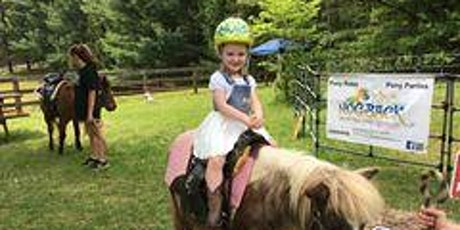 June 27 Intro to Riding and Horsemanship Ages 3 and up tickets
