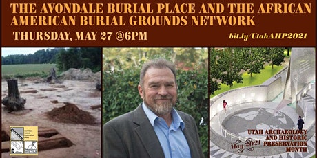 The Avondale Burial Place and the African American Burial Grounds Network tickets