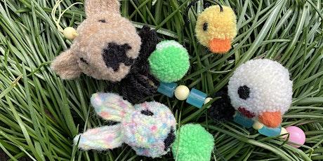 Frühlings-Workshop: Bommel-Bär - DIY mit Wolle Tickets