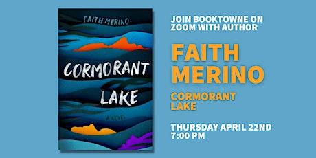 Zoom Event: Author Faith Merino, Cormorant Lake tickets
