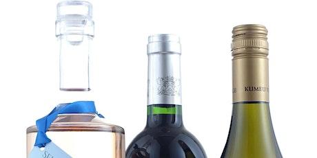 'Fine Wine' Tasting tickets