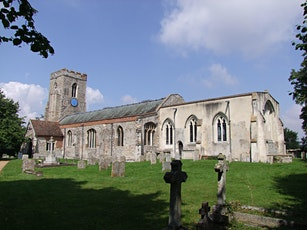 Exploring Suffolk Churches tickets
