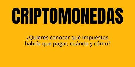ASPECTO FISCAL DE LAS CRIPTOMONEDAS entradas