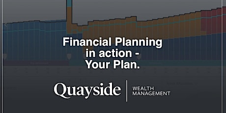 Financial Planning in Action - Your Plan tickets