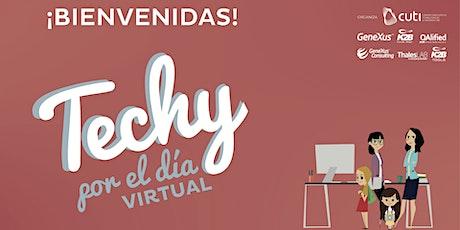 Techy por el día ¡virtual! 2021 tickets