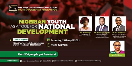 YOUTH EMPOWERMENT PROGRAMME tickets