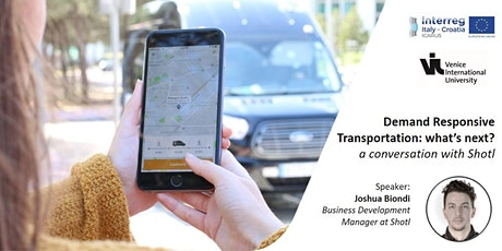 Demand Responsive Transportation: what's next? a conversation with Shotl tickets