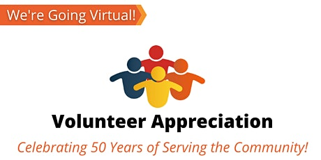 2021 Volunteer Appreciation tickets