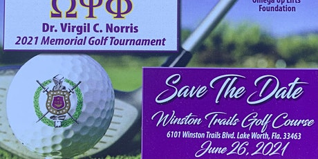 Dr. Virgil C. Norris Memorial Golf Tournament tickets