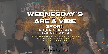 Wednesday's at Soubaila tickets