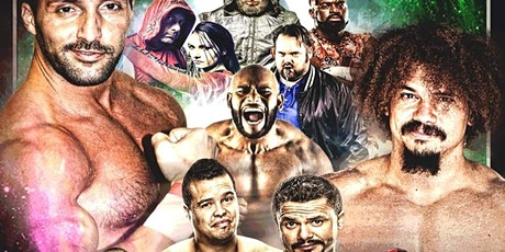 """Magic City Wrestling Federation's """"New Beginings"""" tickets"""