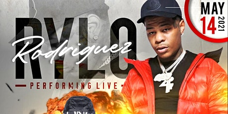 Rylo Rodriguez Performing Live tickets