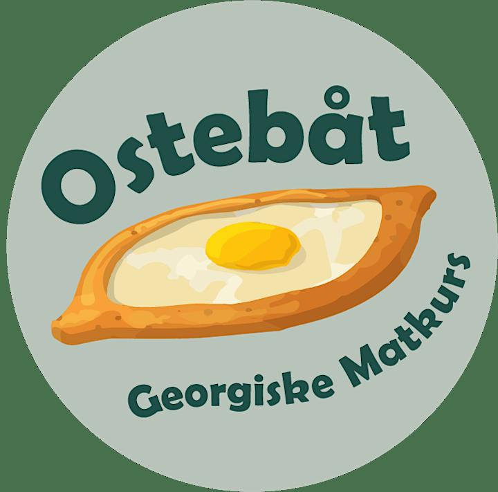 Ostebåt - Ostebonanza med georgisk Khachapuri image