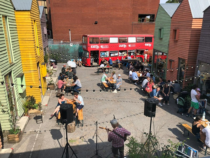 Storytime sessions @ Blue House Yard image