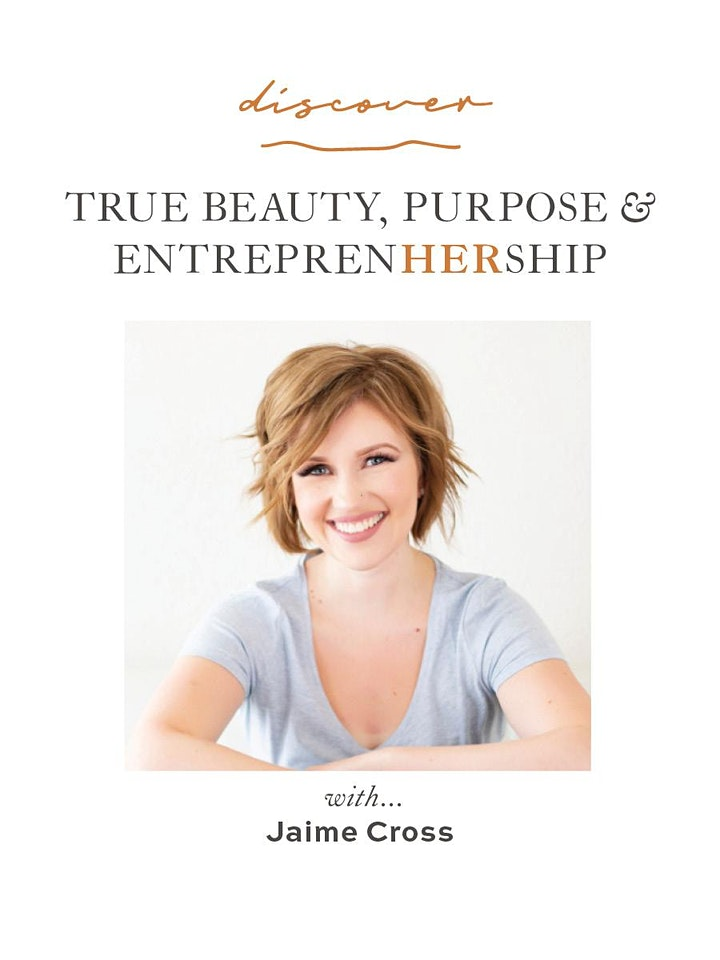 PURPOSE FIRST with Jaime Cross: Colorado Springs image