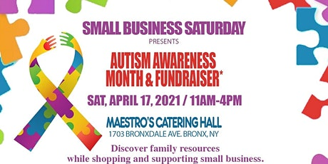 Small Business Saturday Pop Up For Autism Awareness tickets