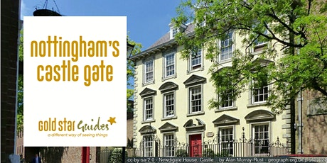Nottingham's Castle Gate tickets