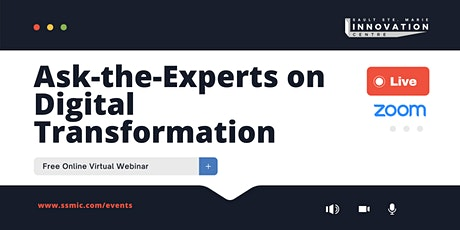 Ask-the-Experts on Digital Transformation tickets