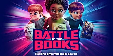 2021 Summer Battle of the Books tickets