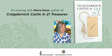An evening with Moira Dann, author of Craigdarroch Castle in 21 Treasures tickets