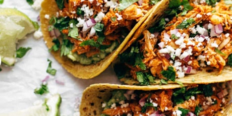 In-Person Class Mexican Date Night: Street Tacos (LA) tickets