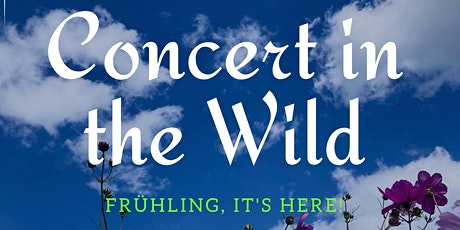 Concert in the Wild #4 Tickets