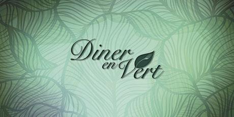 Dîner en Vert  PXV 2021 tickets