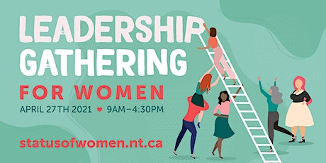 Territorial Leadership Gathering for Women (online) tickets
