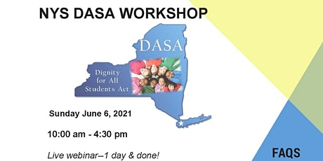 Official NYS DASA Workshop with Isabel Burk tickets